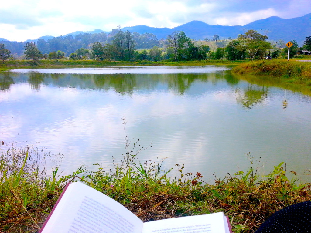 Work-Life-Balance - Lesen am See