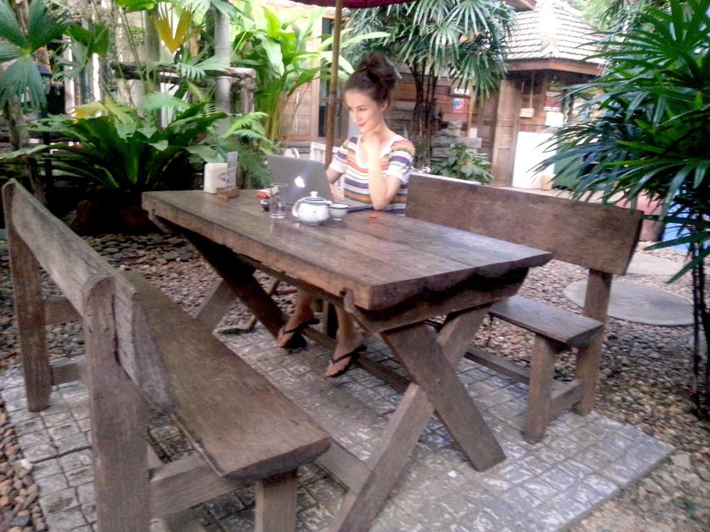 ortsunabhängig arbeiten in Thailand
