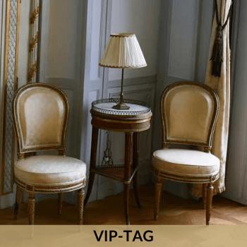 VIP Tag mit Valentina für deine entspannte High-Performance